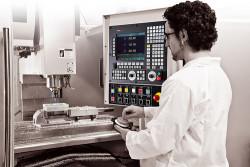Fagor CNC mill