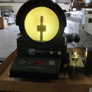 OGP Optical Comparator